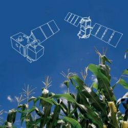 Bertani Menggunakan Satelit