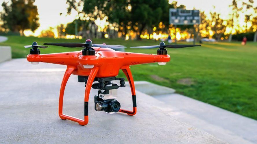 Drone Pemantau Lahan