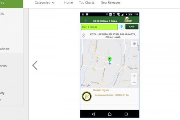 Tanam Aplikasi Android